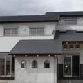 浜松市 中間階収納のある自然素材の家